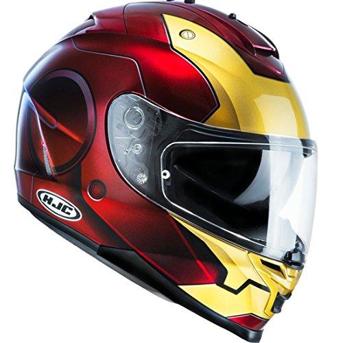 HJC IS17 Ironman MC1 XXS - Casco de Moto