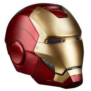 review casco iron man