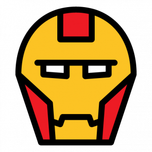 logo de iron man