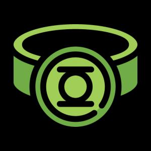 logo linterna verde